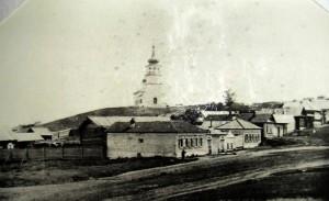 Старо-Вознесен. храм в Нижне-Исетске